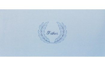 639-B-h-Blue - Father head panel