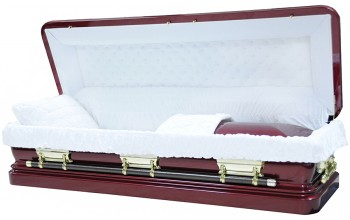 8283a-fc-full-couch-w-foot-panel-18ga-steel-casket-burgundy-finish-quilted-velvet-gold-hardware